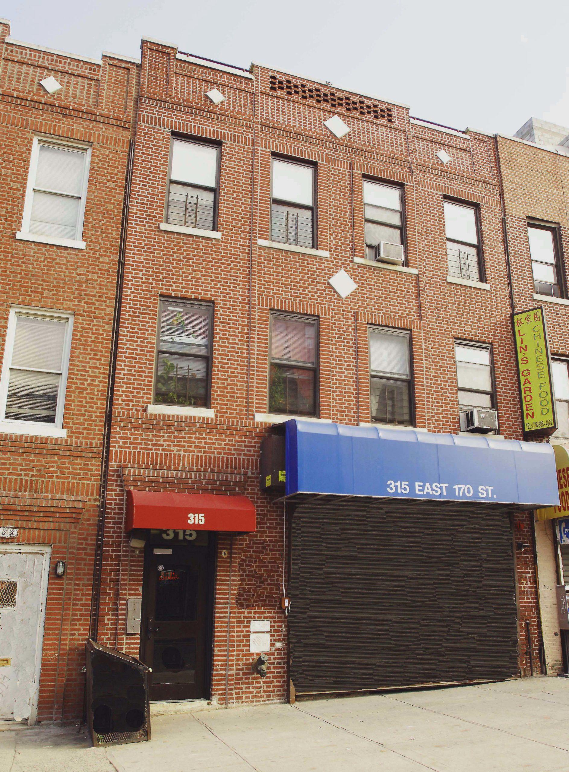 315 East 170th Street