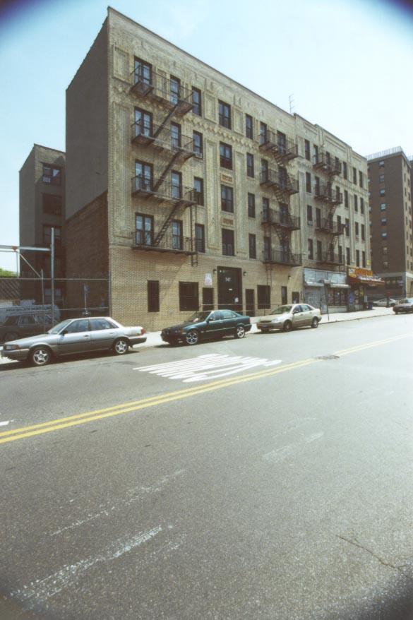 547 East 180th Street