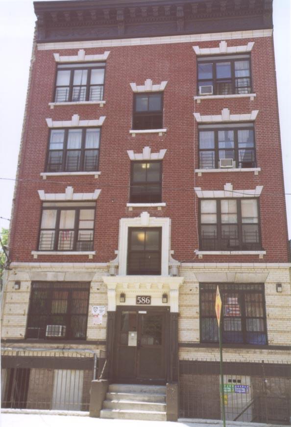 586 East 179th Street