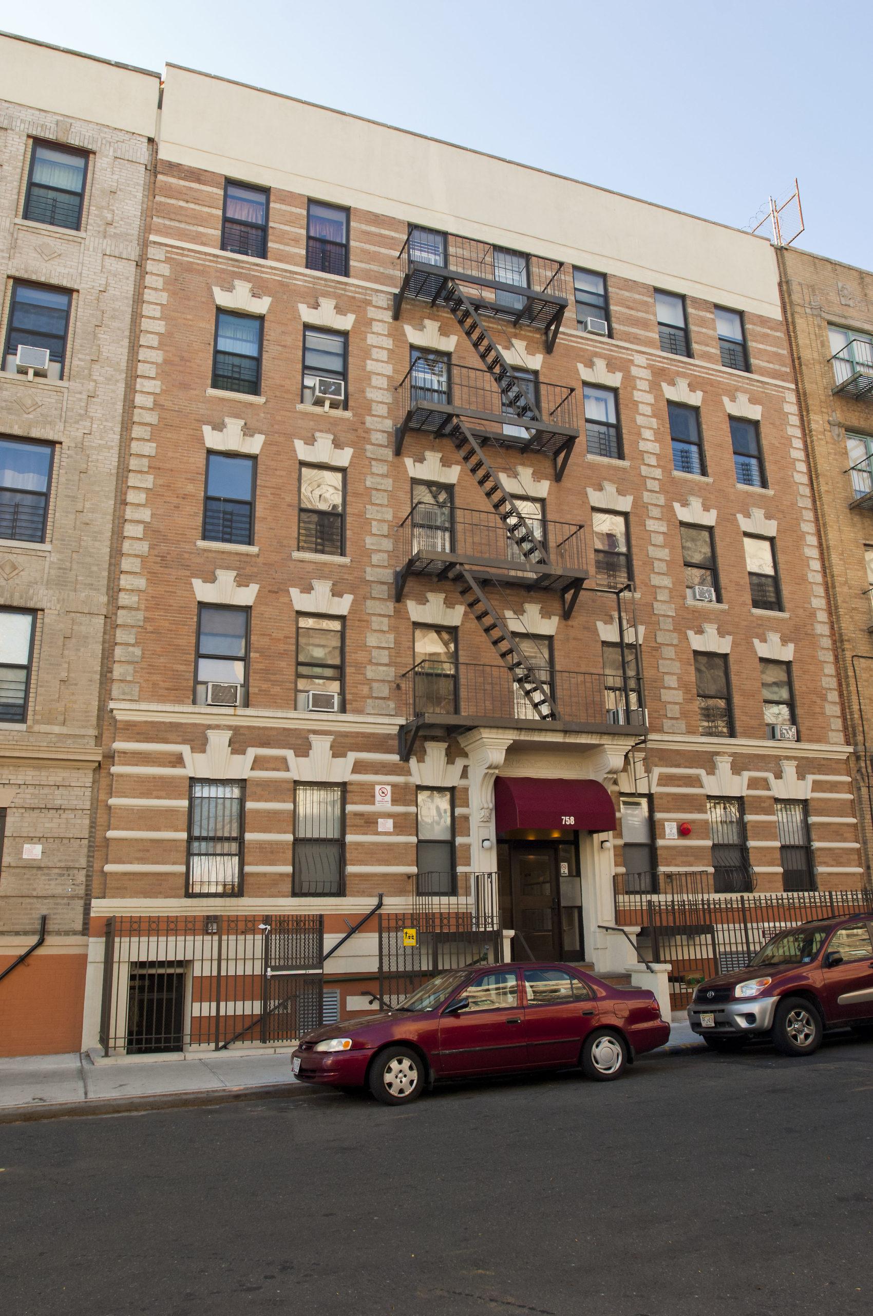758 East 168th Street